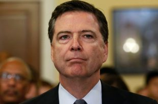 James Comey says Classified Clinton Emails Were Forwarded to Anthony Weiner