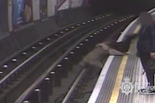 Man Guilty for Attempting to Murder Two Men on London Underground