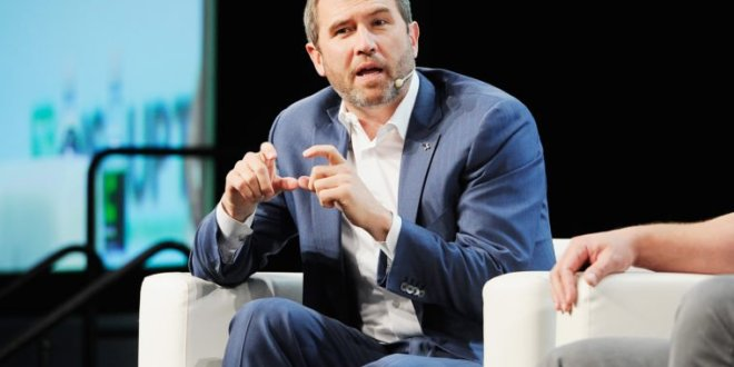 XRP is 'Very Clearly Decentralized': Ripple CEO Brad Garlinghouse