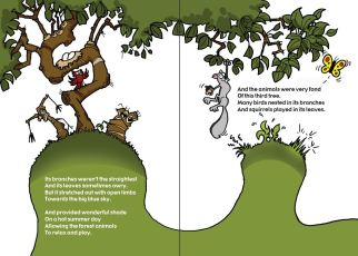 The Tale of the Gnarled and Twisty and Crotchety Trees - 05