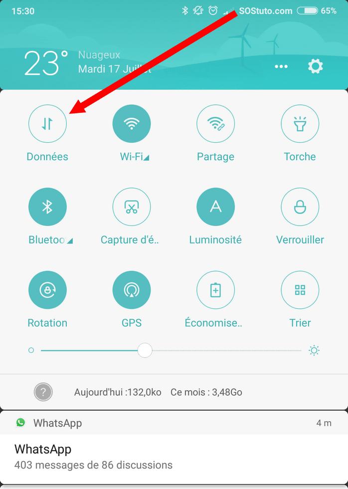 Activer les données mobiles Configurations Internet RDC : Les APN de Airtel, Africell, Orange et Vodacom