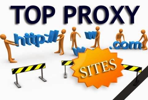 Top 100 proxy web gratuit – Liste des meilleurs proxy gratuit 2018