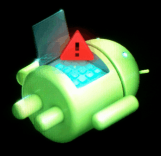 Probleme Demmarage Android
