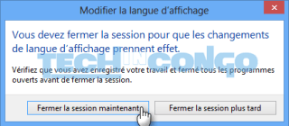 Changer La Langue De Windows