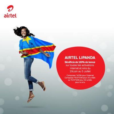 Airtel Lipanda 2015