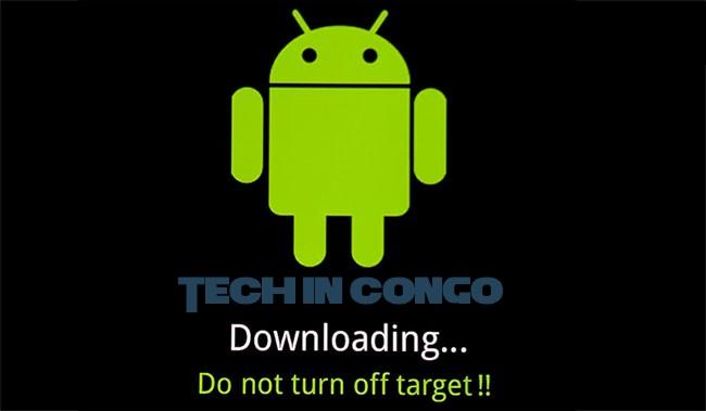 Samsung Downloading Mode Méthode universelle pour rooter tous les Samsung avec Odin