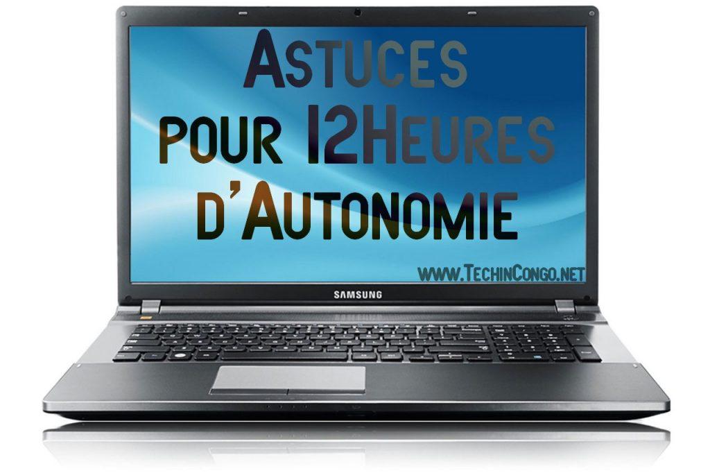 Samsung laptop 1024x682 8 Astuces pour optimiser la durée de vie de la batterie de votre laptop