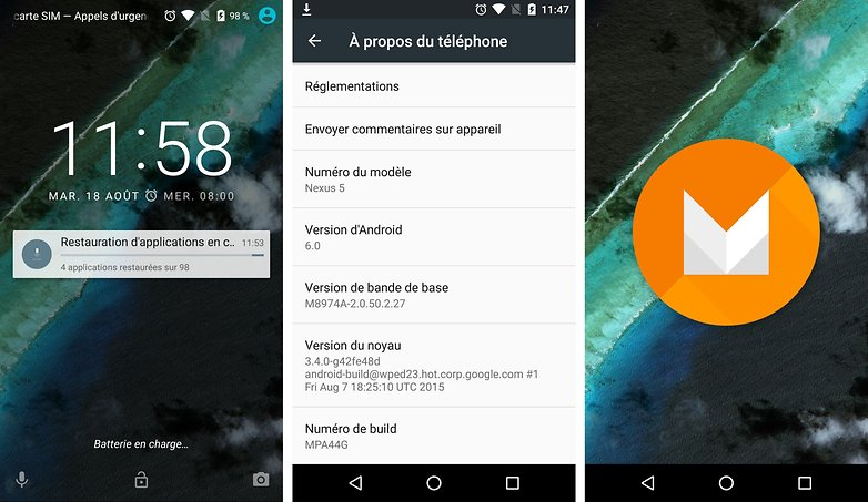 Android 6.0 Marshmallow Android 6.0 : Nouveautés - Comment l'installer sur son Smartphone ?