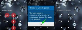Supprimer un schéma, mot de passe oublié sur android – le moyen le plus facile