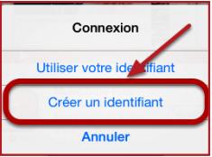 Connexion ID Apple Comment créer un identifiant Apple sans carte bancaire