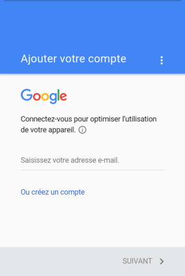 Creer un compte google 268x400 Comment cracker le verrouillage de reactivation sur le Samsung Galaxy S6 G920 (Sans OTG)