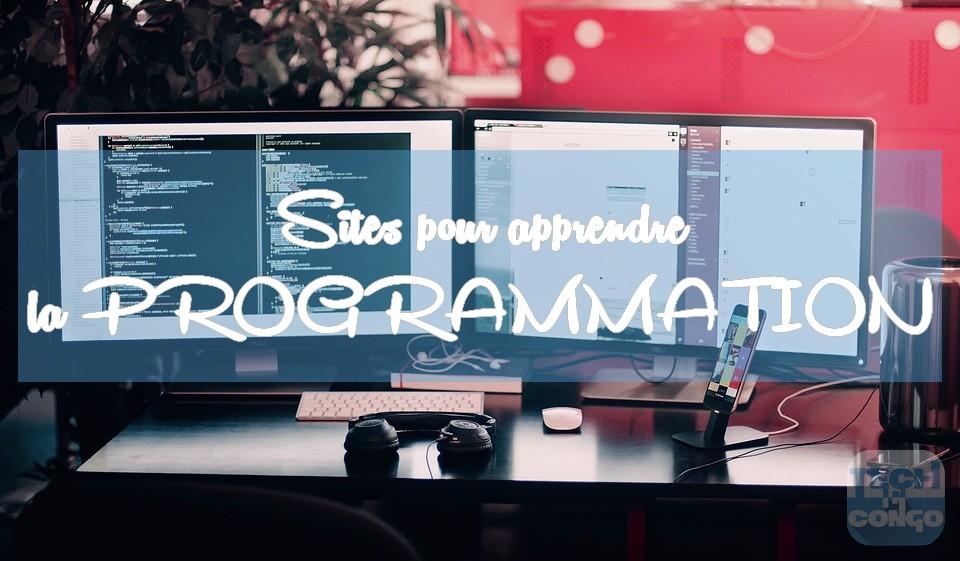 sites pour apprendre aprogrammer Les meilleurs sites gratuits pour apprendre à programmer.