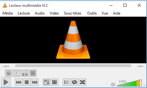 Ouvrir VLC Media Player