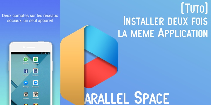 Parallel space - Tutoriel