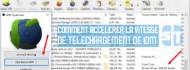 IDM Optimizer Comment accélérer la vitesse de téléchargement de IDM