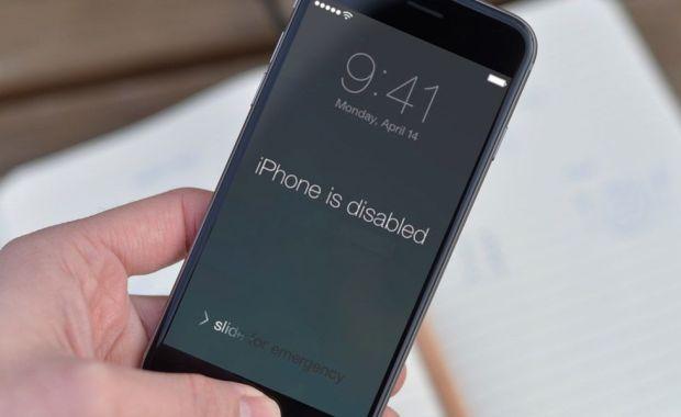 iPhone desactivé Comment activer un iPhone désactivé avec iTunes - iPad désactivé, iPod désactivé