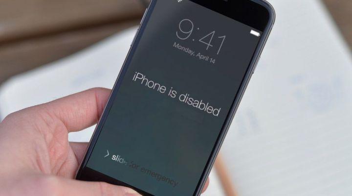 Comment activer un iPhone désactivé avec iTunes – iPad désactivé, iPod désactivé