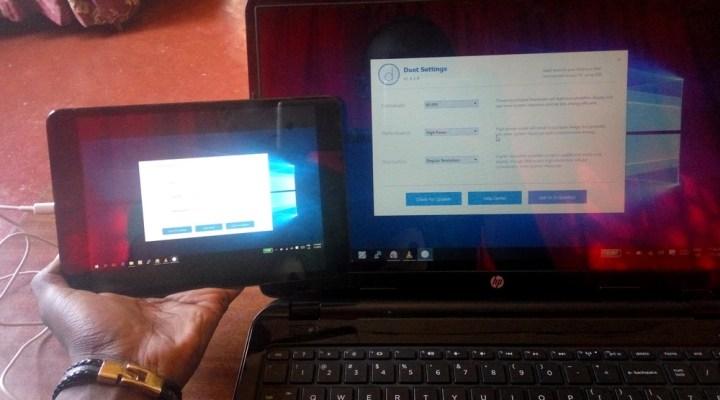 Utiliser un iPad comme un Écran externe pour un Ordinateur gratuitement