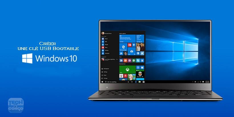 Windows 10 USB Bootable Télécharger Rufus – Logiciel pour rendre une clé USB bootable