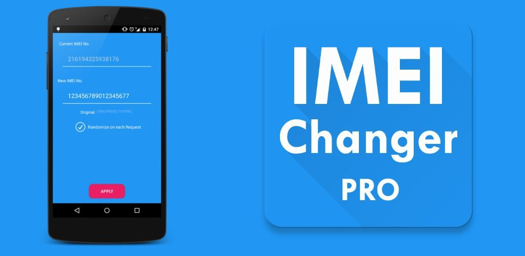 XPOSED IMEI Changer