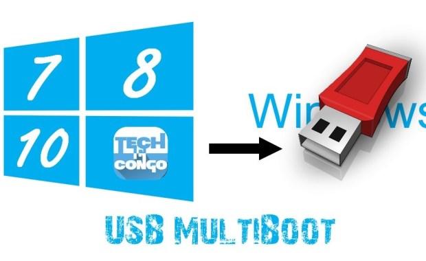 Creer USB MultiBoot Comment créer une clé USB multiboot contenant plusieurs systèmes d'exploitations