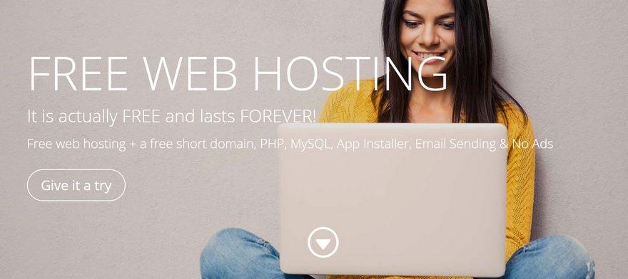 Free Web Hosting Quel est le meilleur hébergeur gratuit et sans pub? Voici notre Top 10