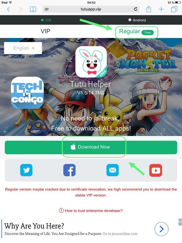 Atuto Helper Gratuit Comment Installer WhatsApp sur iPad sans Téléphone ni PC