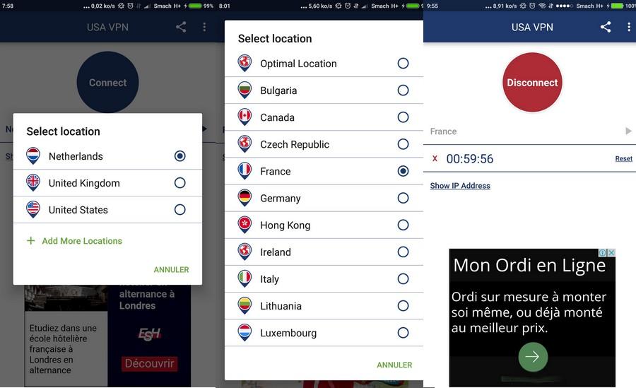 USA VPN France Télécharger Molotov.tv – l'App pour regarder la télé gratuitement