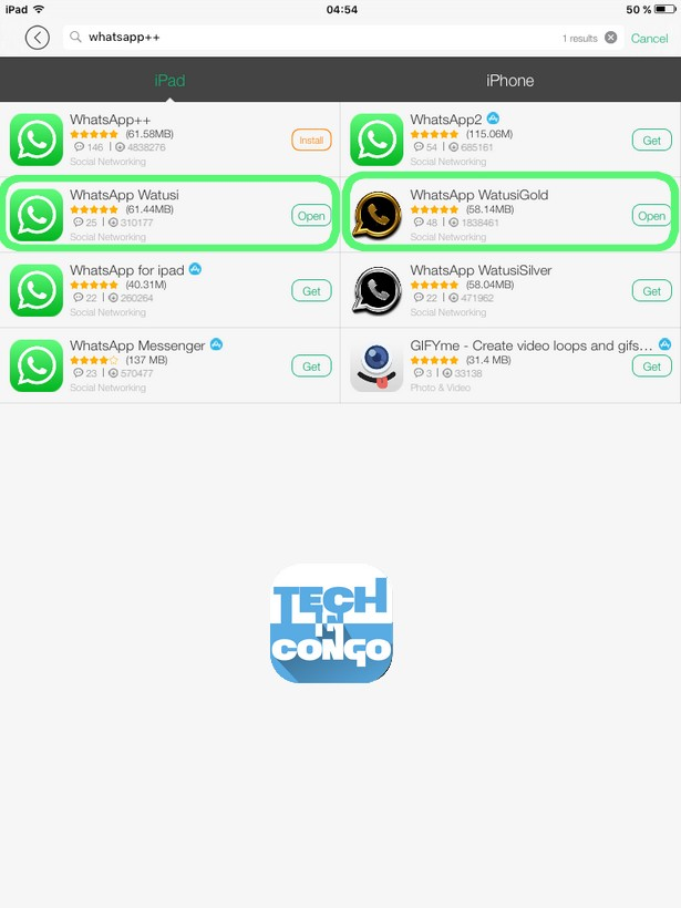 WhatsApp pour iOS Télécharger GBWhatsApp 6.00 | WhatsApp++ pour Android | iPhone