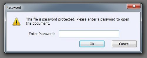 mot de passe pdf Comment Supprimer Le Mot de Passe d'un PDF avec Google Chrome / Sans Logiciel