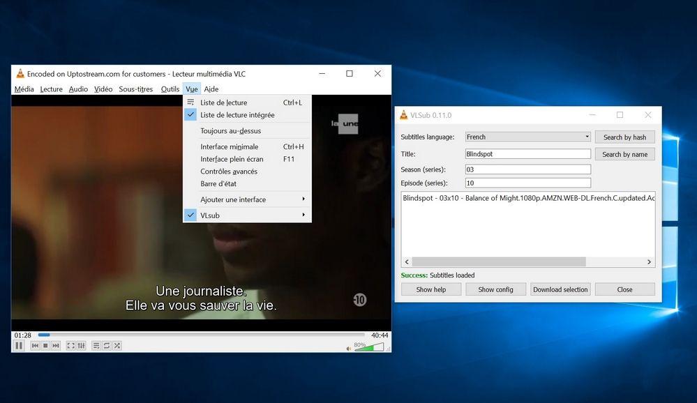 télécharger vlsub sous titre dans vlc 7 Astuces du Lecteur Multimédia VLC que vous ignorez peut-être