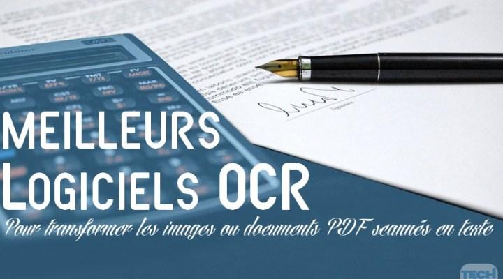 Top 5 logiciels OCR gratuits pour convertir une image ou document scanné en texte