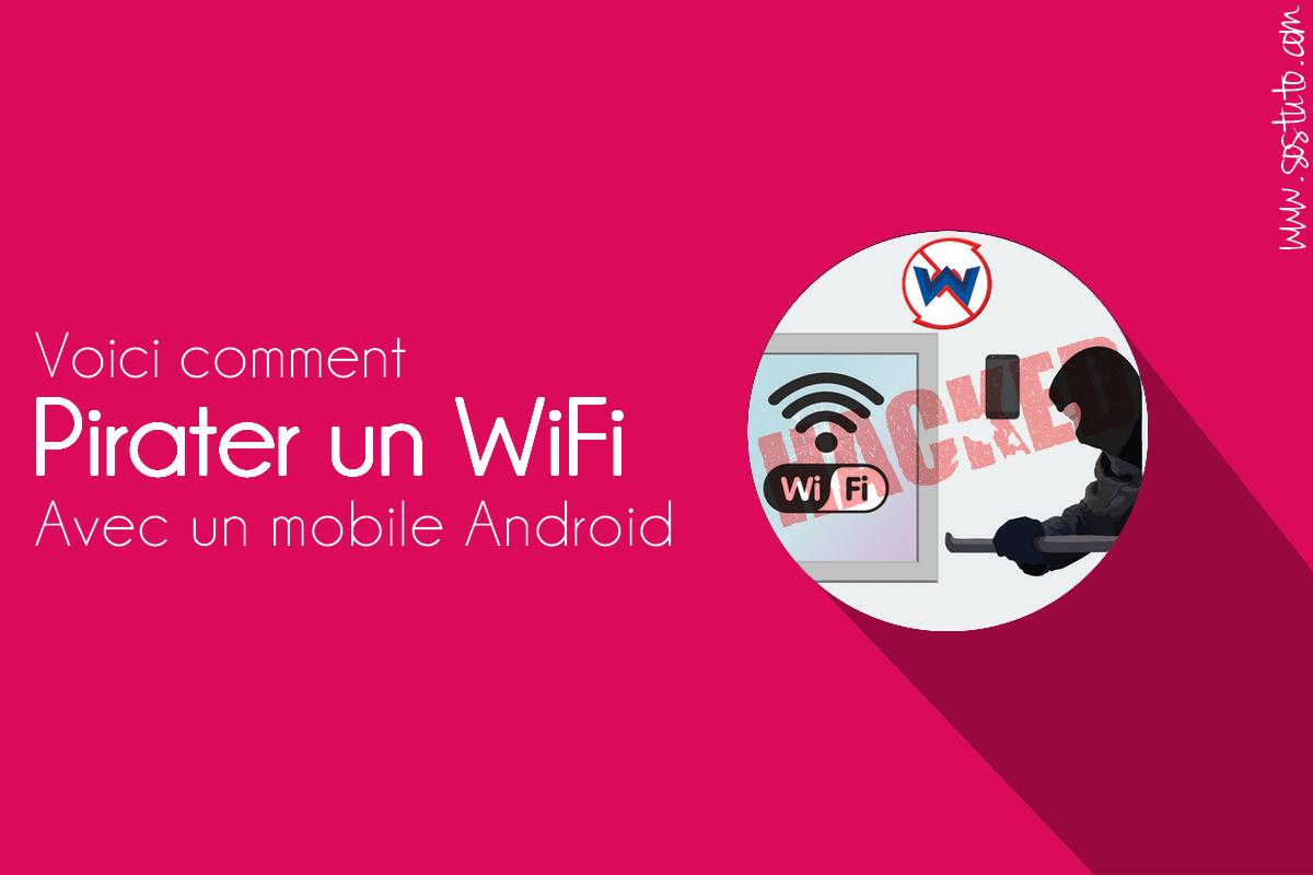 comment pirater un wifi avec un portable