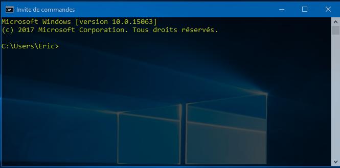 Invite de commandes Comment trouver les mots de passe WiFi enregistrés sans logiciel sous Windows
