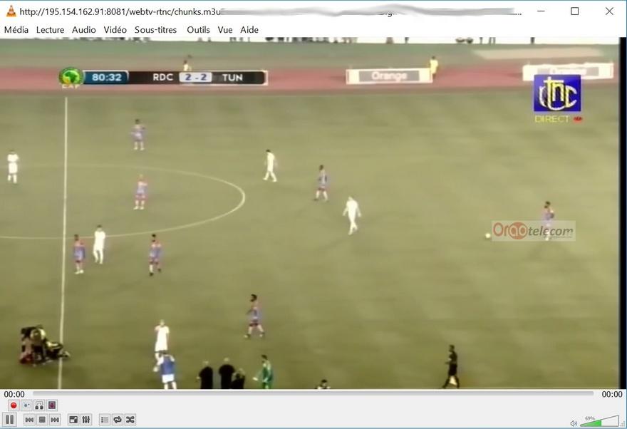 RTNC en direct sur internet Comment suivre les match de l'équipe nationale sur la RTNC en direct sur internet