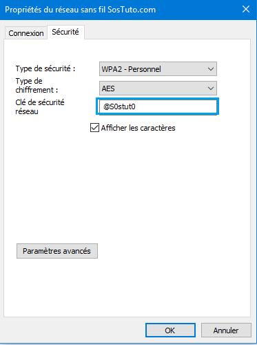 mot de passe WiFi Windows Comment Trouver le Code d'un WiFi Sécurisé Enregistré sur Votre PC