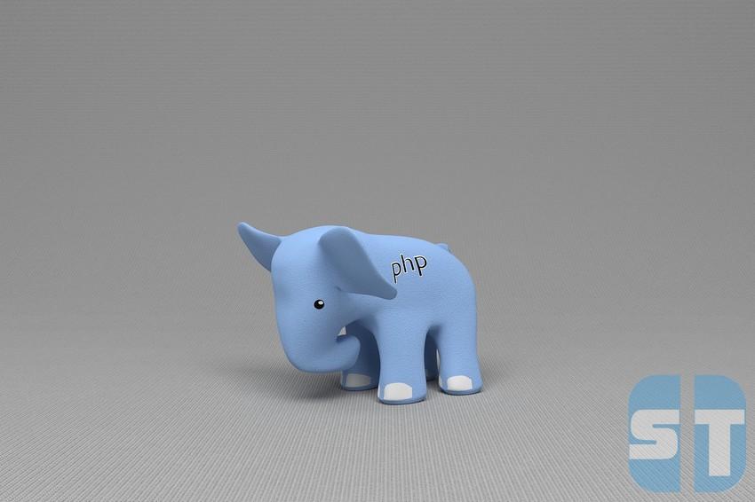 elephant bleu php Les notions de base pour apprendre la programmation web
