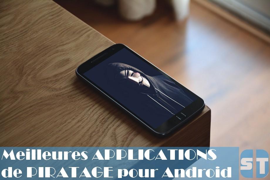 meilleures applications adnroid de hacking Top 10 de Meilleures Applications de Piratage pour Android (Edition 2019)