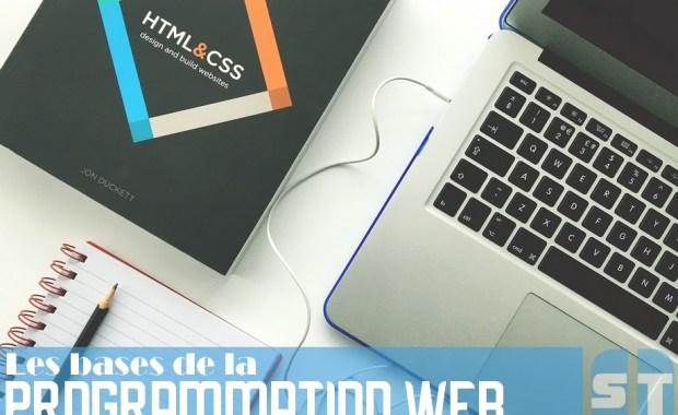 programmation web Les notions de base pour apprendre la programmation web