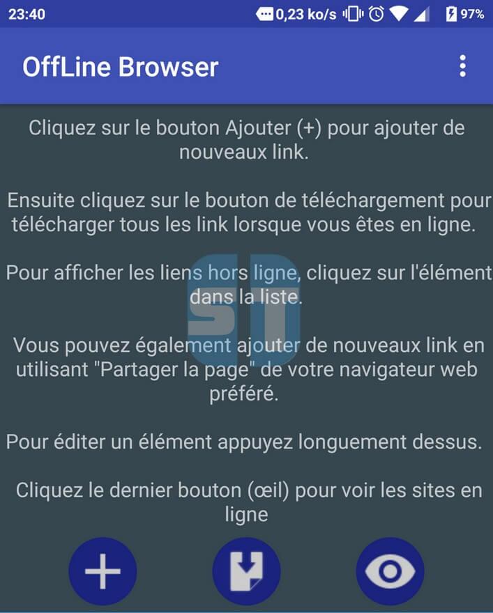 ajouter un site dans offline browser Comment enregistrer un site web pour le consulter sans connexion internet
