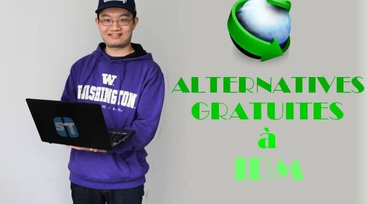Les Gestionnaires de téléchargement gratuits et alternatives à IDM pour Windows & Mac