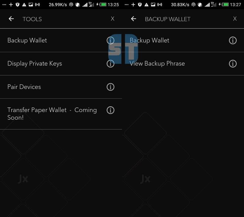 Backup Wallet Comment créer un compte Bitcoin «portemonnaie bitcoingratuit »