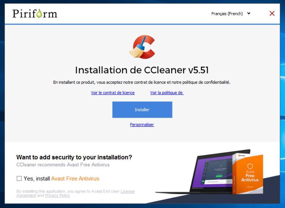 Lancer Installation IDM Comment Configurer CCleaner pour le nettoyage de son PC
