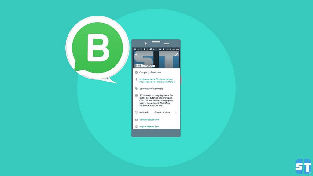 WhatsApp Business pour Android Télécharger WhatsApp Business pour Android + Comment l'utiliser
