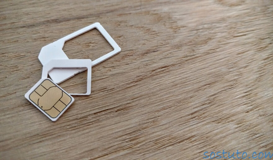 cartes sim traditionnelles C'est quoi la eSIM et comment elle changera le futur du smartphone