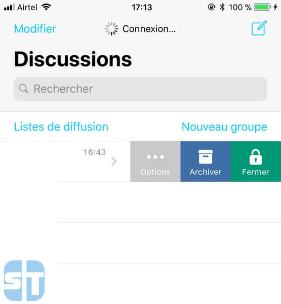 conversation whatsapp bloqué Comment protéger WhatsApp par un mot de passe ou Touch ID sur iPhone, iPad