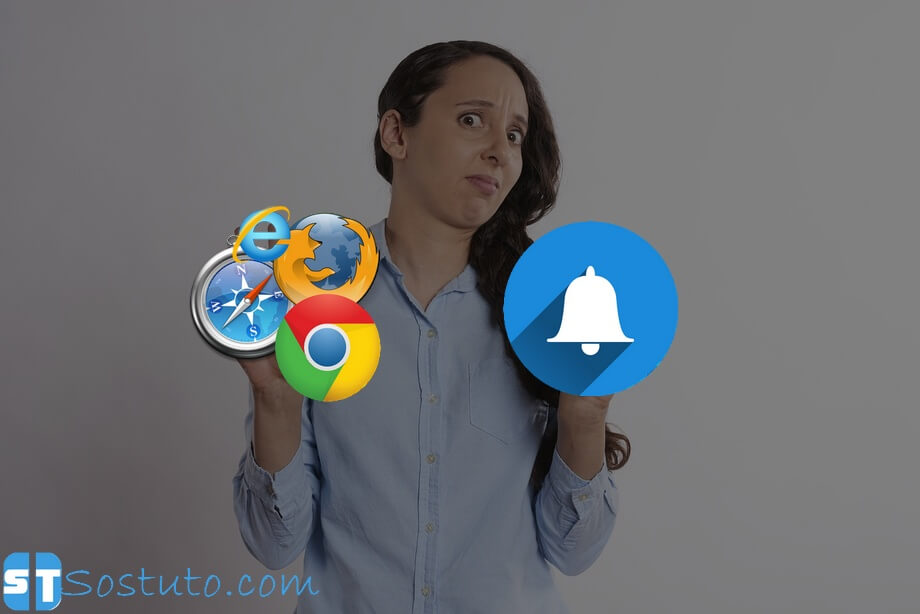 desactiver push notifications web Comment désactiver les notifications push sur Google Chrome, Opera, Firefox sur PC