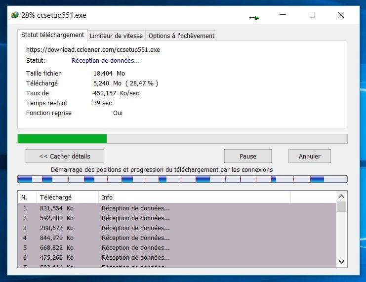 telechargement CCleaner Comment Configurer CCleaner pour le nettoyage de son PC