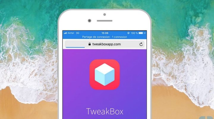 Télécharger et installer TweakBox sans Jailbreak iOS 12 / iOS 11