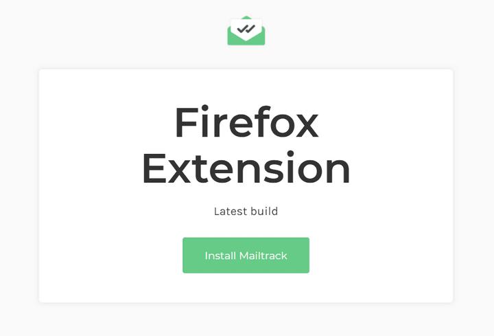 Extension MailTracker Comment savoir si un mail a été lu sur Gmail